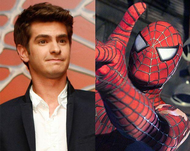 To on zagra Spider-Mana! PRZYSTOJNY?