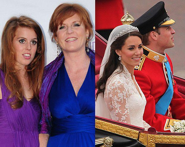 """Fergie: """"NIE ZOSTAŁAM ZAPROSZONA na ślub Williama i Kate"""""""