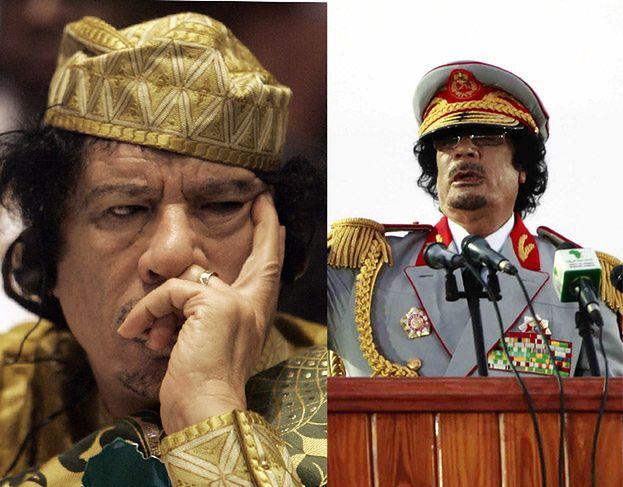 PILNE: Kaddafi złapany! NIE ŻYJE!