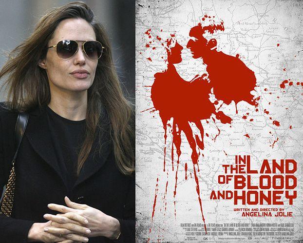 """""""Angelina Jolie ukradła mój scenariusz na film!"""""""