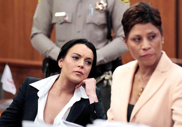 Aresztowali Lohan za posiadanie… miętówek!