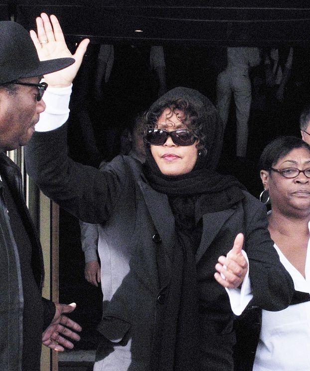 Whitney Houston JEST NA ODWYKU!