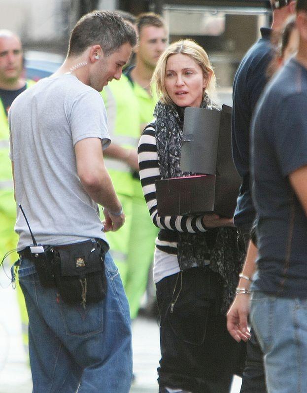Madonna wraca do Wielkiej Brytanii!
