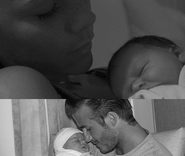 Beckhamowie pokazują córkę! (PIERWSZE ZDJĘCIA)