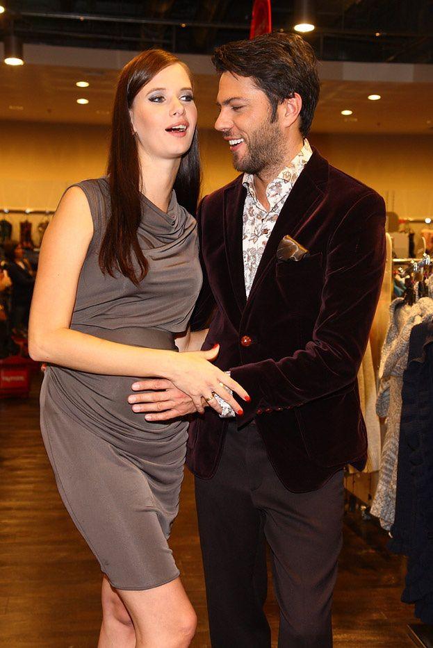 Malinowska i Janiak będą mieli drugiego syna!