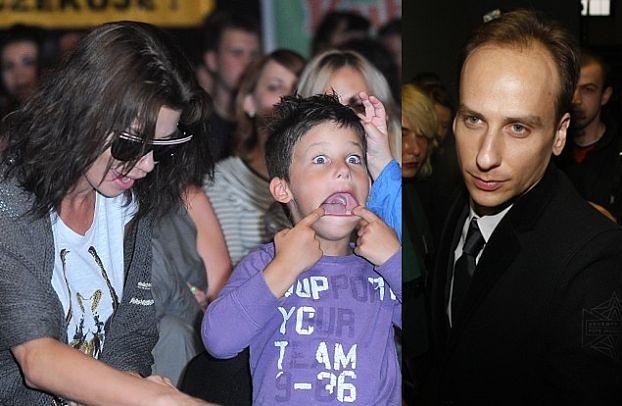 Nie pozwoliła mu zobaczyć syna... w Dzień Dziecka!