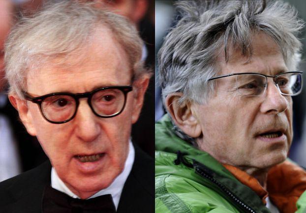"Woody Allen: ""Polański to artysta i MIŁY FACET. CIERPIAŁ!"""