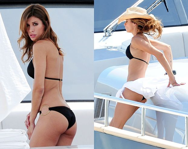 Dziewczyna Clooneya w bikini!