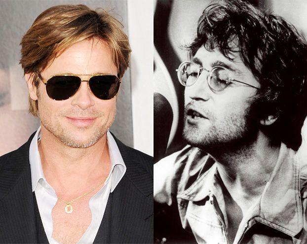 Brad Pitt zagra Johna Lennona?!