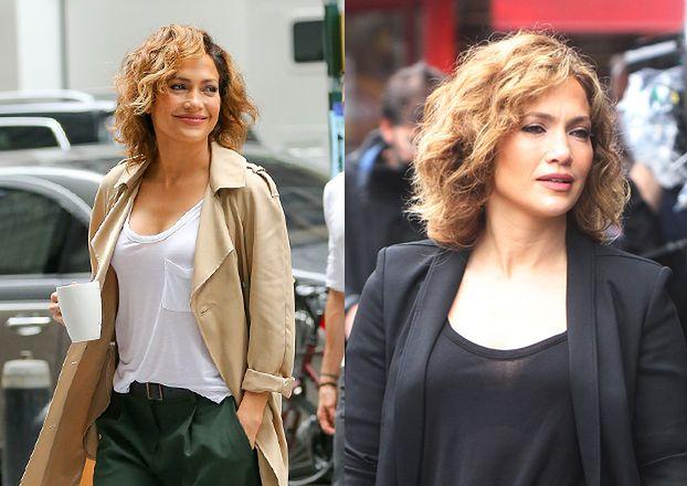Jennifer Lopez w krótkich włosach! (ZDJĘCIA)
