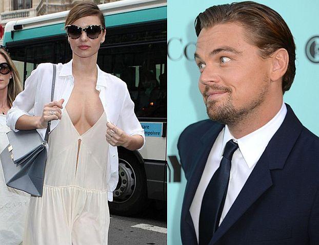 Miranda Kerr i DiCaprio SĄ PARĄ?!