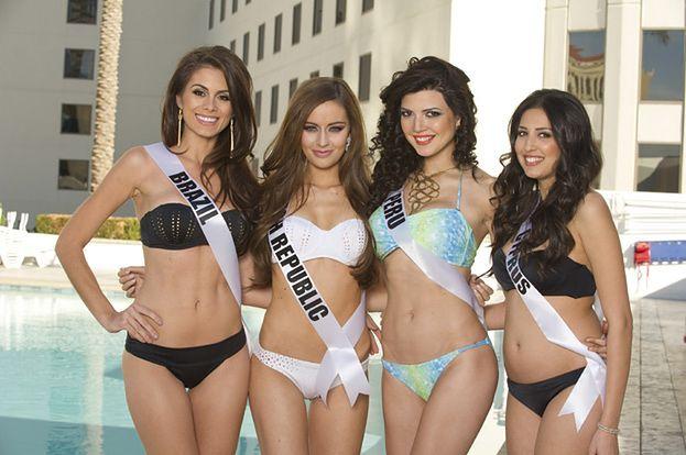 Kandydatki na Miss Universe!