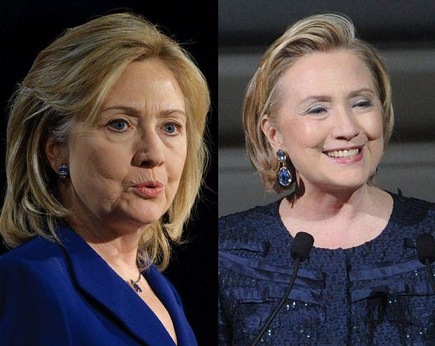 Hillary Clinton zrobiła sobie lifting?!