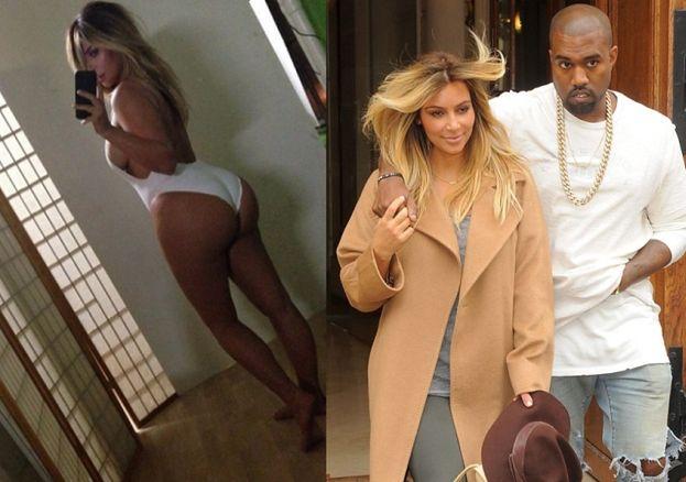 Kanye zabronił Kim iść pod nóż!