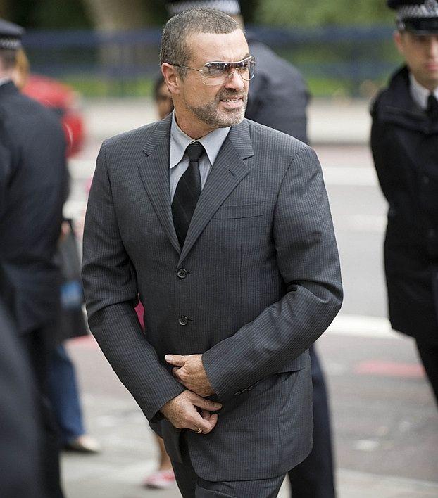 George Michael wyszedł ze szpitala!