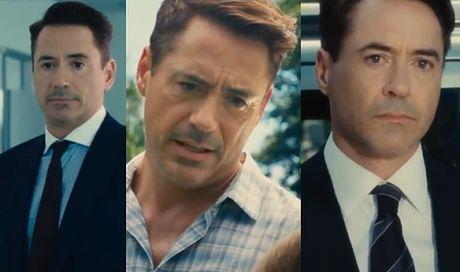 Seksowny Robert Downey Jr. w nowym filmie!