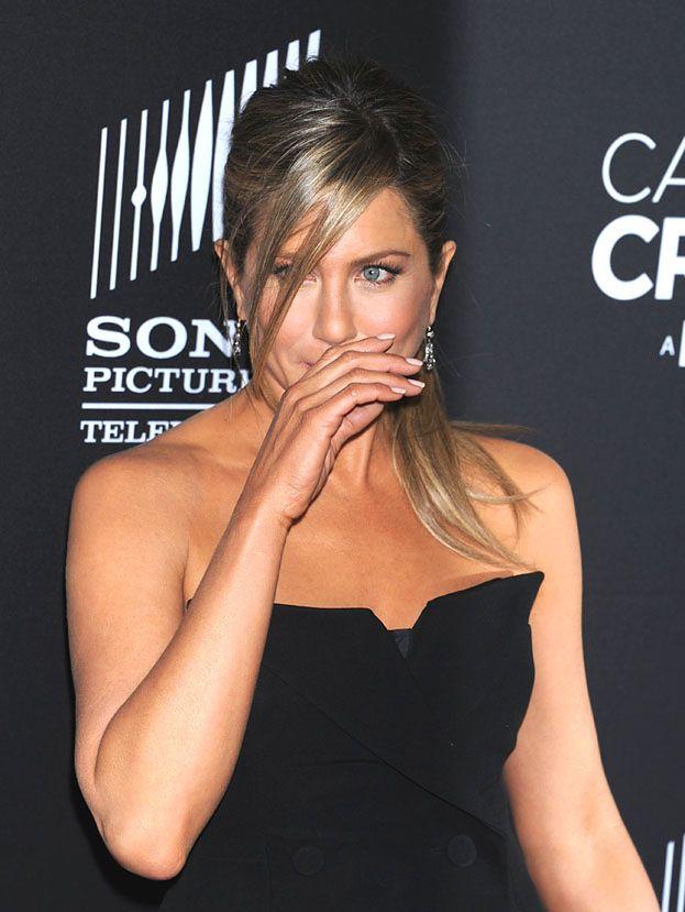 """Aniston: """"Chcę się przeprowadzić do Włoch i UTYĆ!"""""""