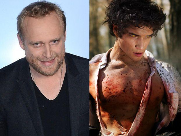 """Adamczyk starał się o rolę... w """"Teen Wolf""""!"""