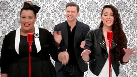 Timberlake robi niespodziankę fanom!