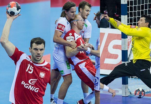 Tak wyglądał mecz Polska-Norwegia na Mistrzostwach Europy w Piłce Ręcznej (ZDJĘCIA)