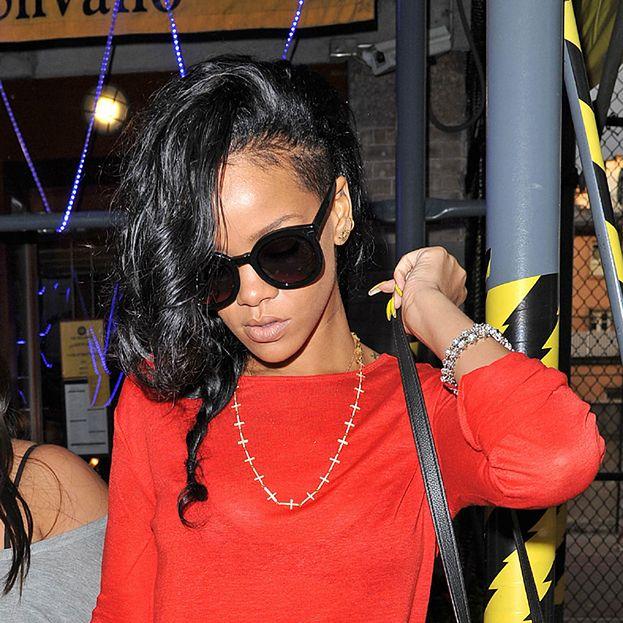 """Rihanna: """"Mam rozmiar zero i wcale się sobie nie podobam"""""""