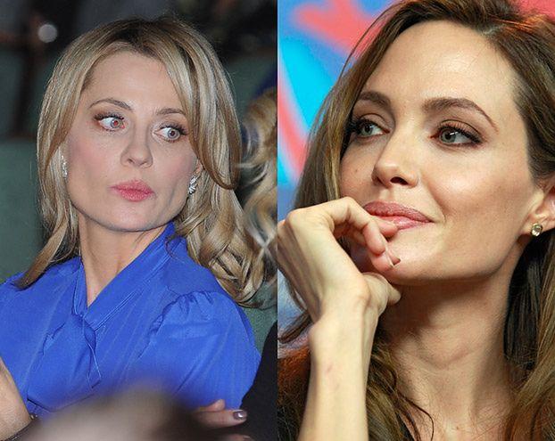 """Kręglicka krytykuje Jolie: """"POCHOPNA DECYZJA! JESTEM PRZECIWNA MAMMOGRAFII!"""""""