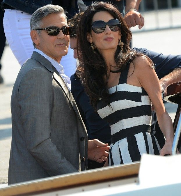 Amal Clooney zostanie najbardziej stylową Brytyjką?