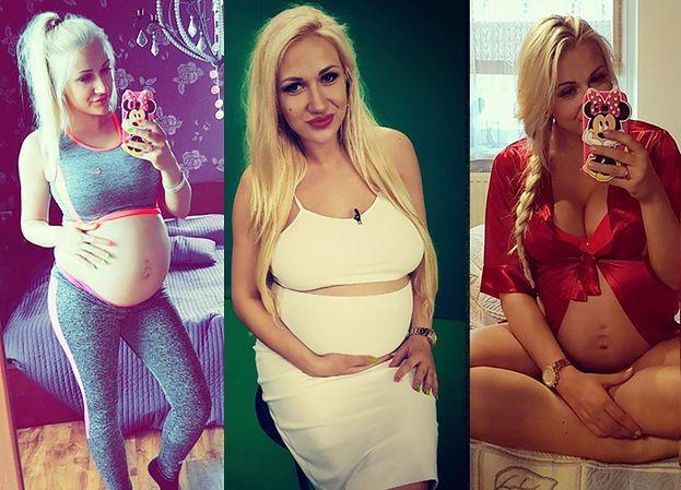 """Eliza po porodzie: """"Chcę się na całego poświęcić diecie i ćwiczeniom"""""""