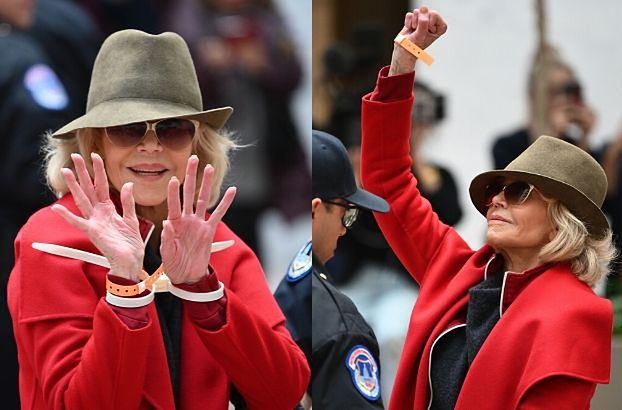Jane Fonda ARESZTOWANA PO RAZ CZWARTY. Grozi jej więzienie?