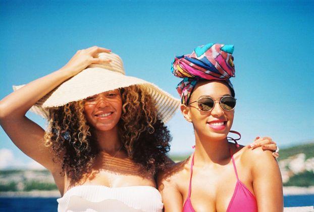 """Beyonce: """"Podczas porodu miałam zrobioną fryzurę i błyszczyk na ustach"""""""