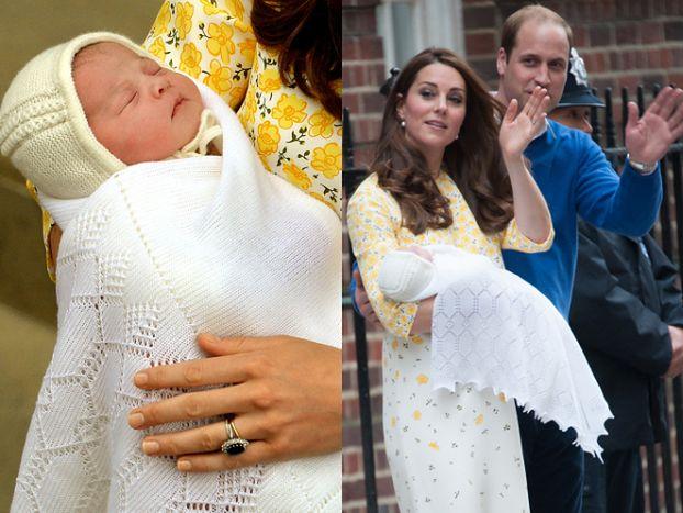 """""""Córka Kate i Williama będzie warta MILIARD FUNTÓW, zanim skończy 10 lat"""""""