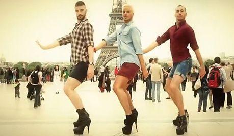 Faceci W SZPILKACH tańczą do hitów Spice Girls!