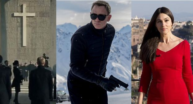 """Dużo akcji w zapowiedzi nowego Bonda. Oto """"Spectre""""!"""