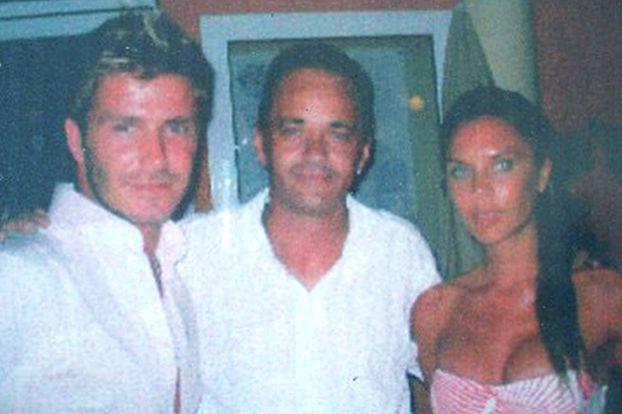 Wykorzystywał zdjęcie z Beckhamem, żeby GWAŁCIĆ DZIECI!