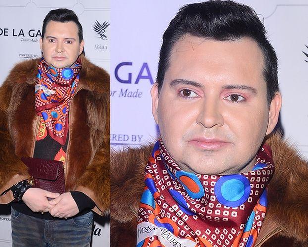 Zimowy Michał Witkowski...