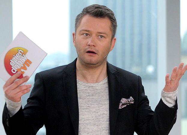 """Jarosław Kuźniar we wtorek odchodzi z """"Dzień Dobry TVN""""!"""