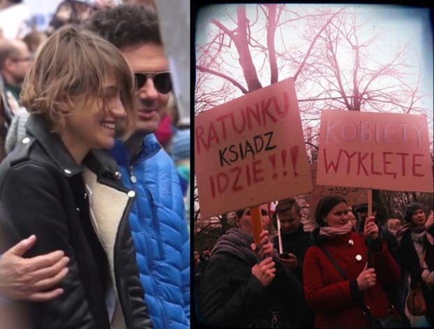 """Kuba Wojewódzki: """"Kościół i PiS - ODPIE*DOLCIE SIĘ OD KOBIET!"""""""