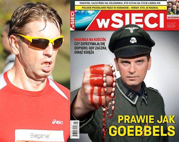 """Lis POZWIE """"W sieci"""" za Goebbelsa?"""