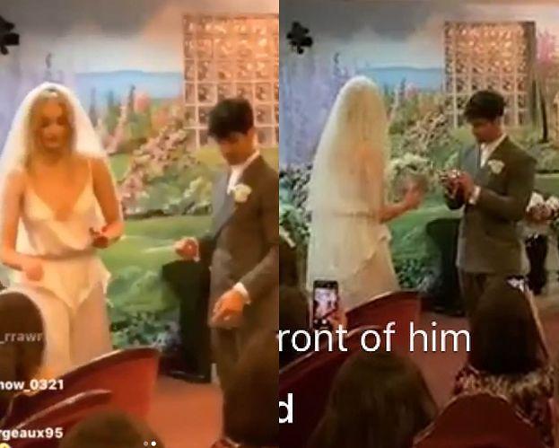Sophie Turner i Joe Jonas spontanicznie pobrali się w Las Vegas! (FOTO)