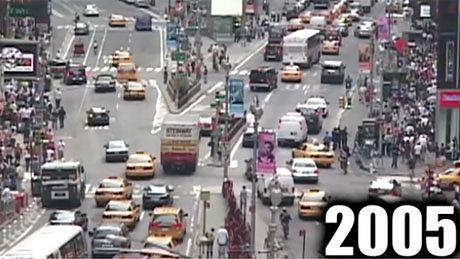 Tak zmienił się Nowy Jork przez 9 lat!