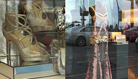 W Cannes pada... A co w sklepach?