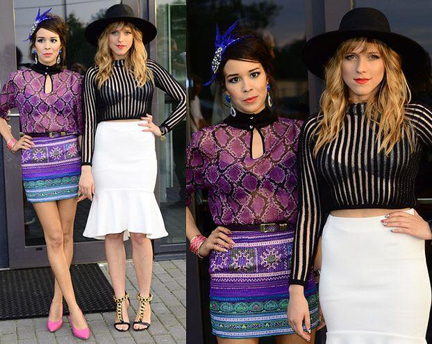 """Jessica i Macademian w """"Top model""""! (ZDJĘCIA)"""