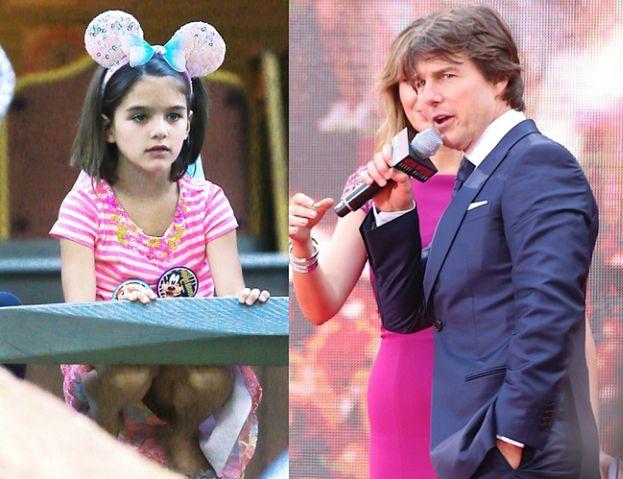 Tom Cruise nie widział córki... OD DWÓCH LAT?!