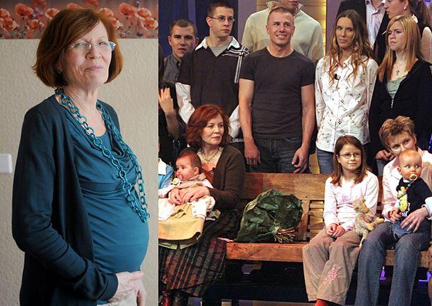 65-letnia Niemka URODZIŁA CZWORACZKI z in vitro!