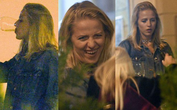 Jessica imprezuje na placu Zbawiciela. Robiła coś z twarzą? (ZDJĘCIA)