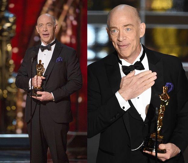 """J.K. Simmons po odebraniu Oscara: """"ZADZWOŃCIE DO SWOICH RODZICÓW! Nie piszcie SMS-ów!"""""""