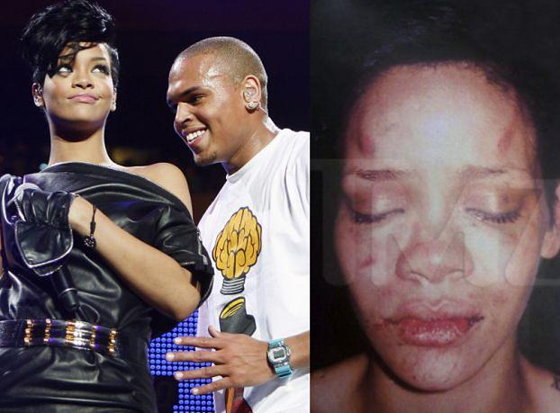 Rihanna i Chris chcą wystąpić razem na Grammy!