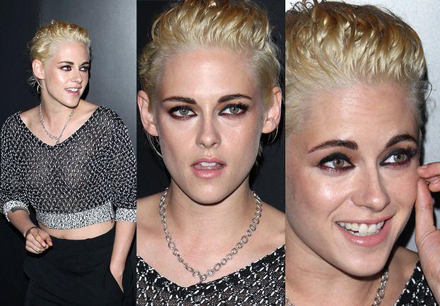 Kristen Stewart w nowej fryzurze! (ZDJĘCIA)