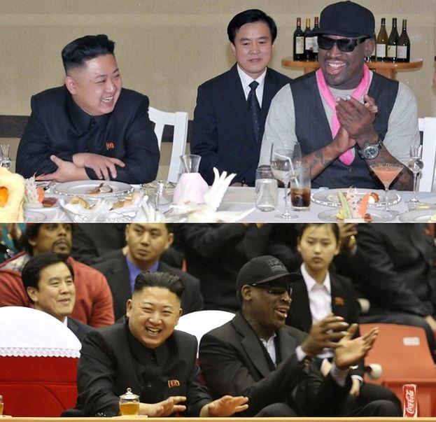 Rodman będzie TRENOWAŁ KOSZYKARZY w Korei Północnej!