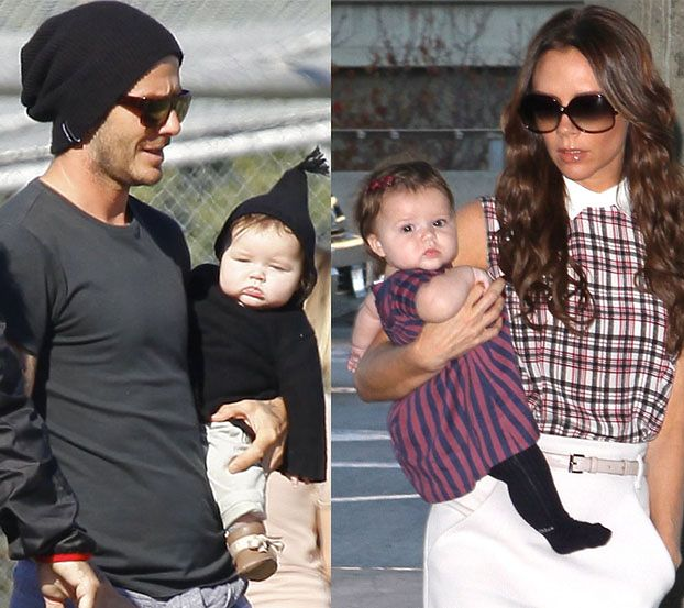 Córeczka Beckhamów na liście... najlepiej ubranych kobiet!